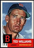 #10: 2018 Topps Living Set #55 Ted Williams NM-MT Red Sox Baseball