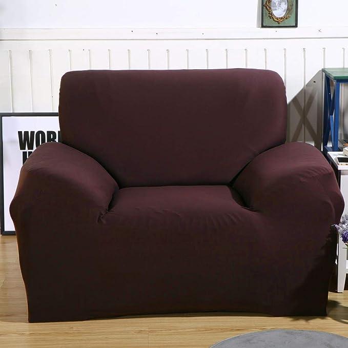 Amazon.com: Funda elastizada para sofá. Funda para ...