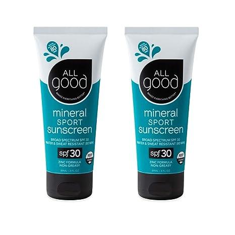 All Good Reef Safe Sunscreen