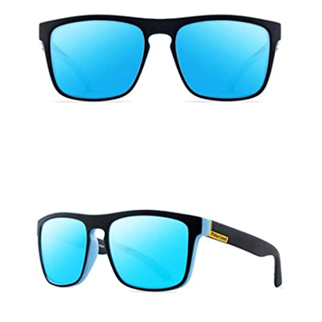 Lili Gafas de Sol polarizadas Gafas de Sol para Hombres ...