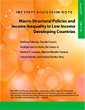 img - for Macroeconomic Structural Policies and Income Inequality in Low-Income Developing Countries book / textbook / text book