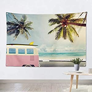 51HViaLabKL._SS300_ Beach Tapestries & Coastal Tapestries