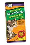 X-Tra Wide Catnip Scratching Post, My Pet Supplies