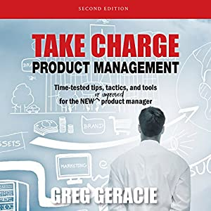 Take Charge Product Management Audiobook