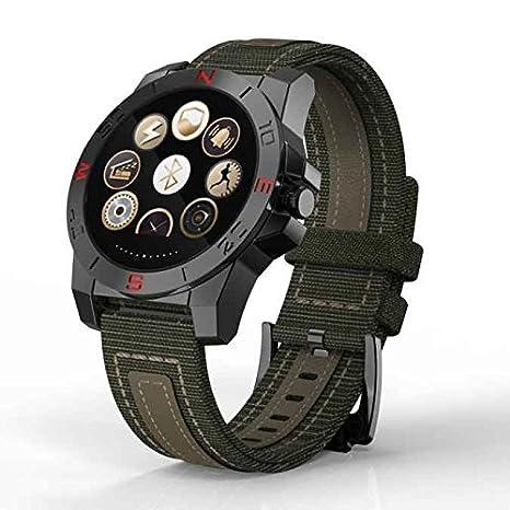 Reloj inteligente GPS para seguridad,Monitor De La Calidad Del Sueño,Smartwatch fácil de