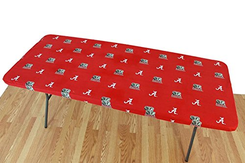 NCAA Fitted Table Covers Tailgate ()