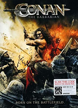 Amazon com: Conan the Barbarian: Jason Momoa, Ron Perlman