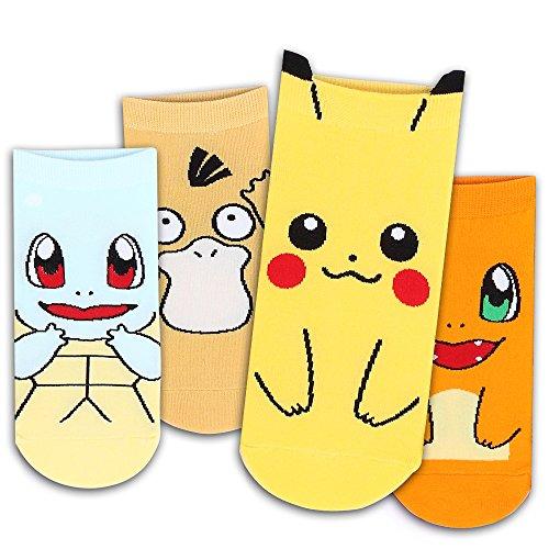 Choice-Pokemon-Socks-Pack-of-4pairs