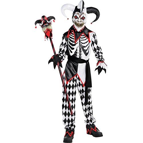 Sinister Jester Costume - Medium