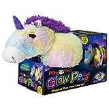 "Pillow Pets Sparkling Unicorn Glow Pets 17"""