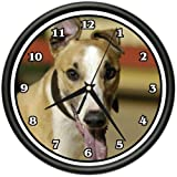 GREYHOUND Wall Clock dog doggie pet breed gift