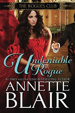 book cover of An Undeniable Rogue