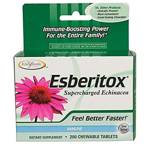 Esberitox Chewables - 5