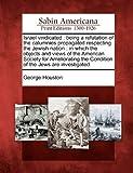 Israel Vindicated, George Houston, 1275686125