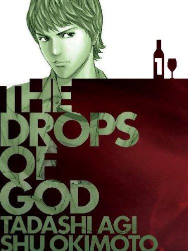 Drops of God, Volume '01: Les Gouttes de (Funny Cartoons About Halloween)