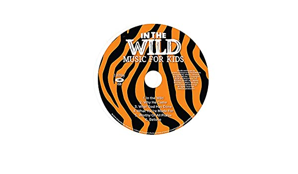 Amazon com: Music for Kids CD Pkg 5 - in The Wild VBS by LifeWay