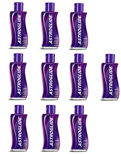 Astroglide Water based Water soluble Condom compatible Long lasting