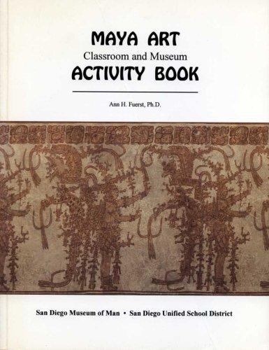 Maya Art Activity Book