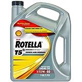 Rotella 550040730 T5 15W-40 (CJ-4) 1 Gallon Jug