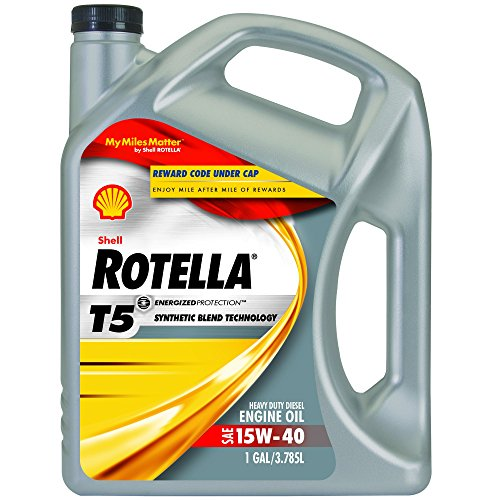 From usa rotella 550045348 t5 synthetic blend 15w 40 ck for Wholesale motor oil prices