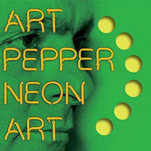 CD : Art Pepper - Neon Art: Volume Three (CD)