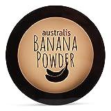 (US) Australis Banana Matte Translucent Finishing Setting Powder Cruelty Free Vegan Friendly