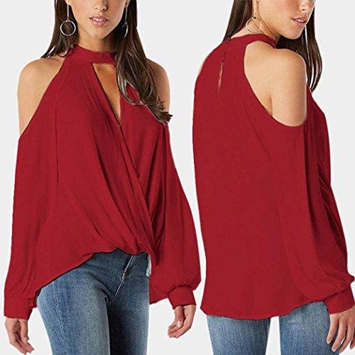 T Beikoard Top Femme Femme Shirt qFnvpt16
