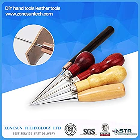 Torque Traders Handle Sewing Awl Stitcher Leather Craft