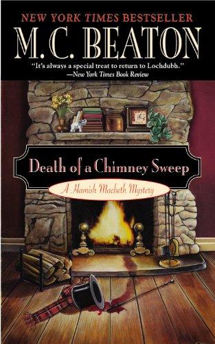 Death of a Chimney Sweep (A Hamish Macbeth Mystery, Band 26)