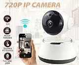 Creazy Wireless 720P Pan Tilt Network Security CCTV IP Camera Night Vision WiFi Webcam