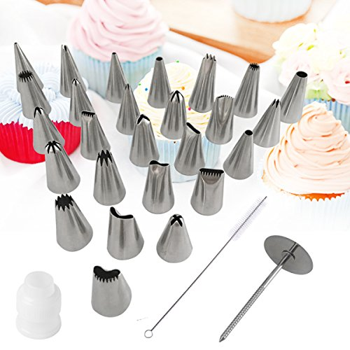 Stainless Steel 29pcs Cookware Set Silver - 2