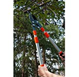 maius bypass lopper shears extendable tree trimmer easy cut ratcheting lopper