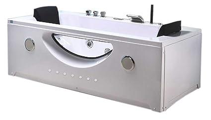 Vasca Da Bagno Harmony : Vasca bagno idromassaggio modello harmony cm persone