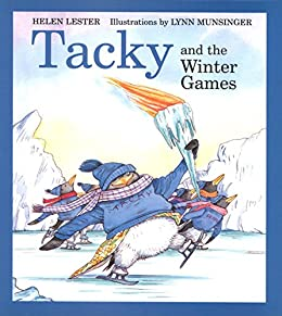 tacky the penguin read aloud munsinger lynn lester helen