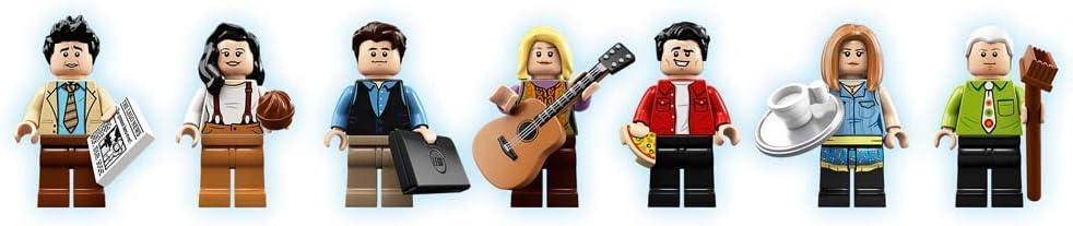 LEGO NEW Minifigure Rachel Green 21319 Friends TV Show