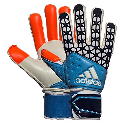 adidas ACE Zones Pro Soccer 'Keeper Gloves (Dark Blue)
