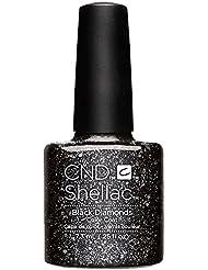 CND Shellac Nail Polish, Dark Diamonds, 0.25 fl. oz.