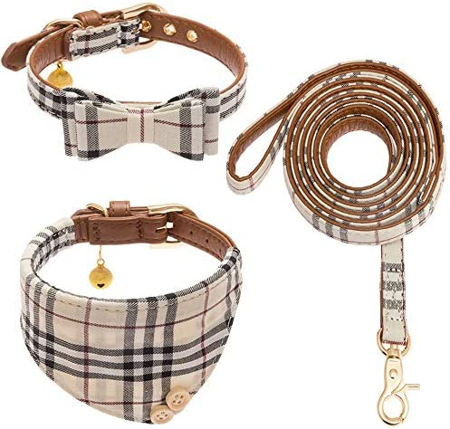 CHERPET Bow Tie Collar Leash product image