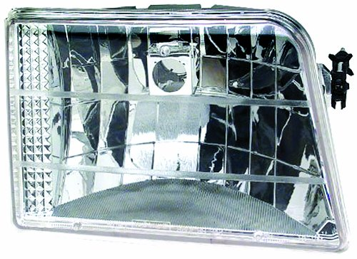 IPCW CWC-CE18 Crystal Diamond Cut Headlight - (Ford Ranger Ipcw Headlights)