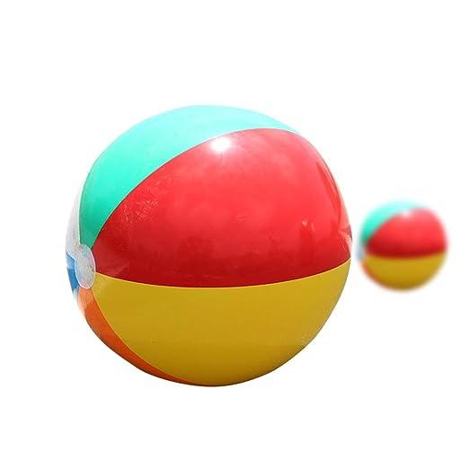 BRAND Nuevo hinchable Agua Ball 41 cm Agua playa pelota ...