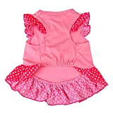 Big Promotion! Puppy Clothes WEUIE Summer Cute
