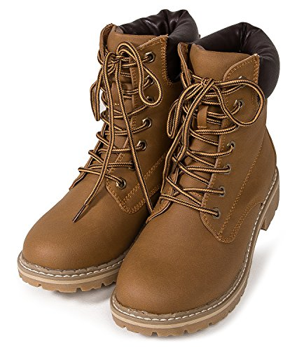J. Adams Lace Up Combat Boot 4eVJMWM