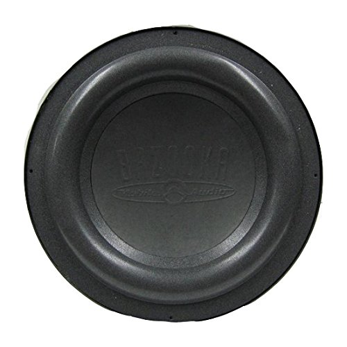Bazooka 8 4 ohm Dual Voice Coil Replacement Woofer (WF842DV)