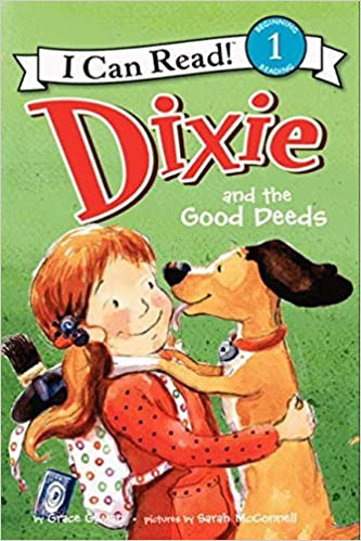 Dixie and the Class Treat (I Can Read Level 1)