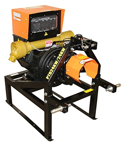 Value-Leader 24 KW PTO Generator with...