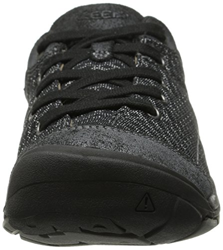 Women's II Lace Mercer Black Shoe Keen CNX dtqwdf