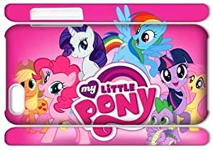 Accurate Store animated television series My Little Pony: Friendship Is Magic Iphone 5C 3D Hard Case Cover hjbrhga1544