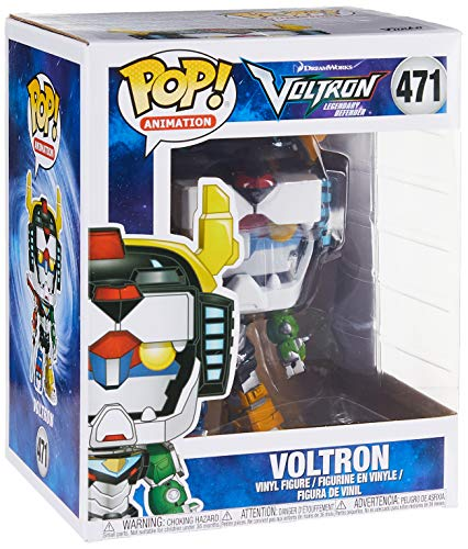 Voltron - Figura Funko Pop - Voltron XL