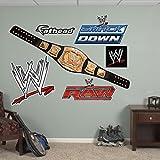 WWE Title Belt Wall Decal 61 x 11in