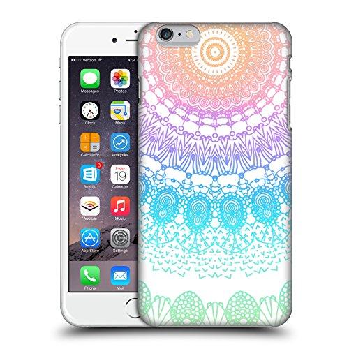 Officiel Monika Strigel Arc-En Ciel Lacet Boho Étui Coque D'Arrière Rigide Pour Apple iPhone 6 Plus / 6s Plus